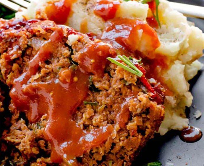 the best vegan meatloaf