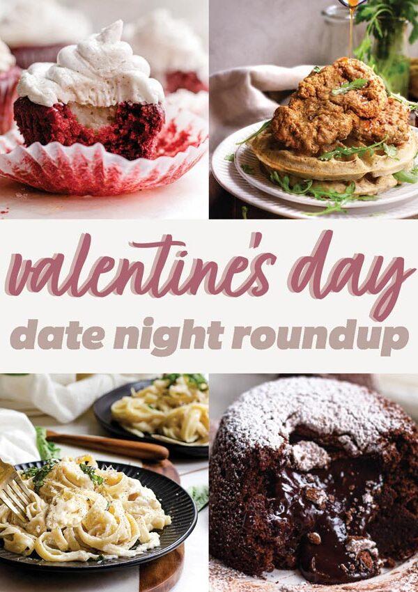 10 Romantic Vegan Date Night Recipes
