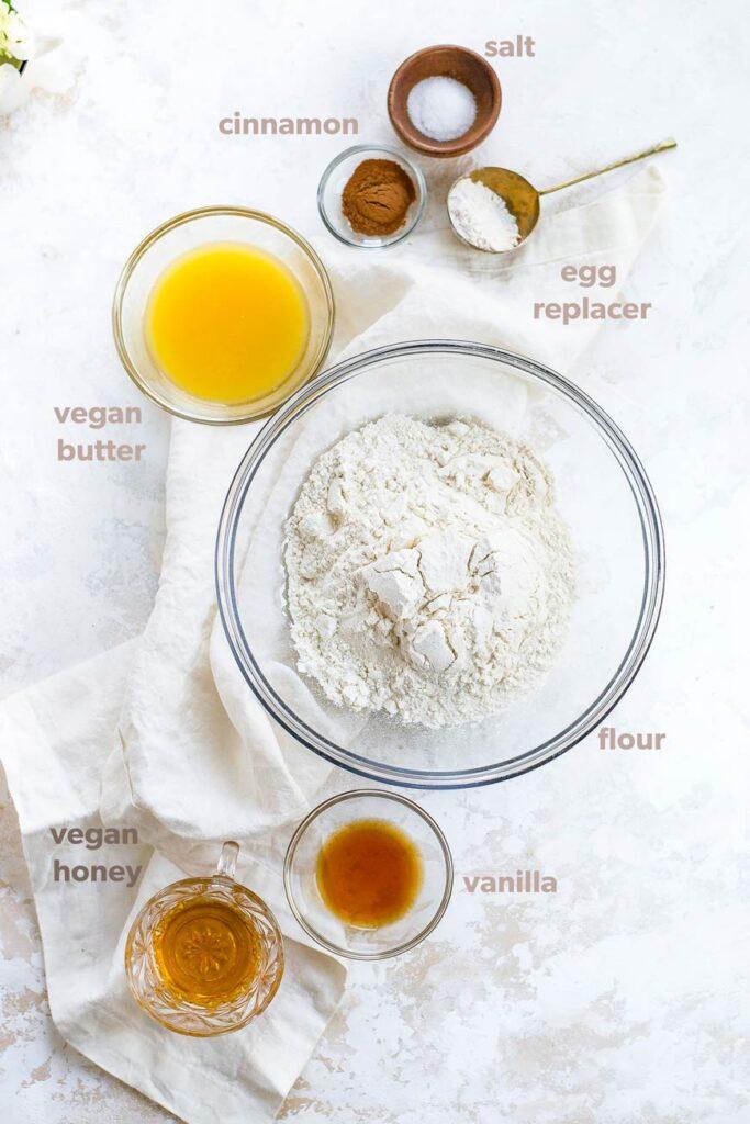 the bun ingredients
