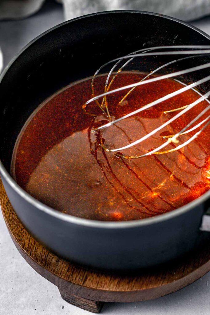 the nashville hot glaze