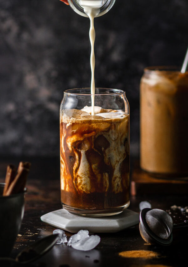 Pumpkin Brown Sugar Shaken Espresso