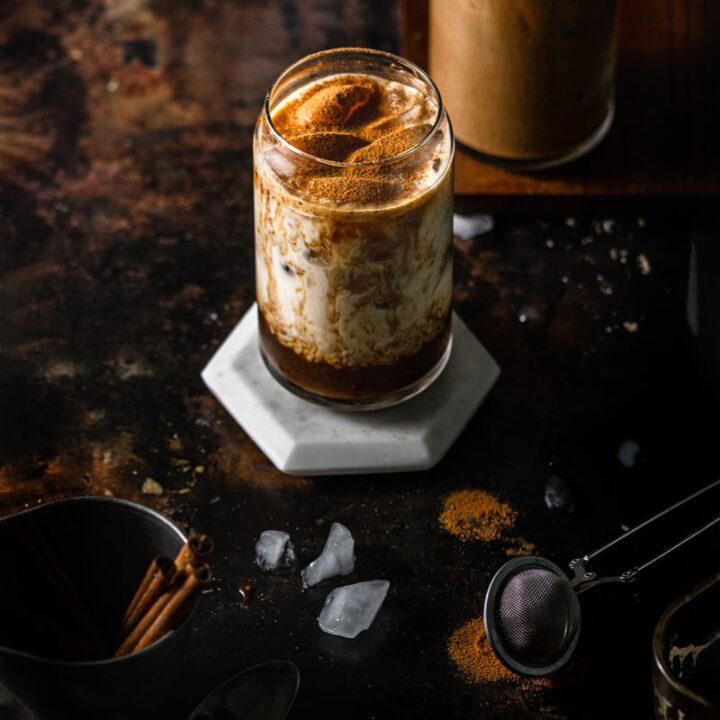 psl brown sugar shaken espresso