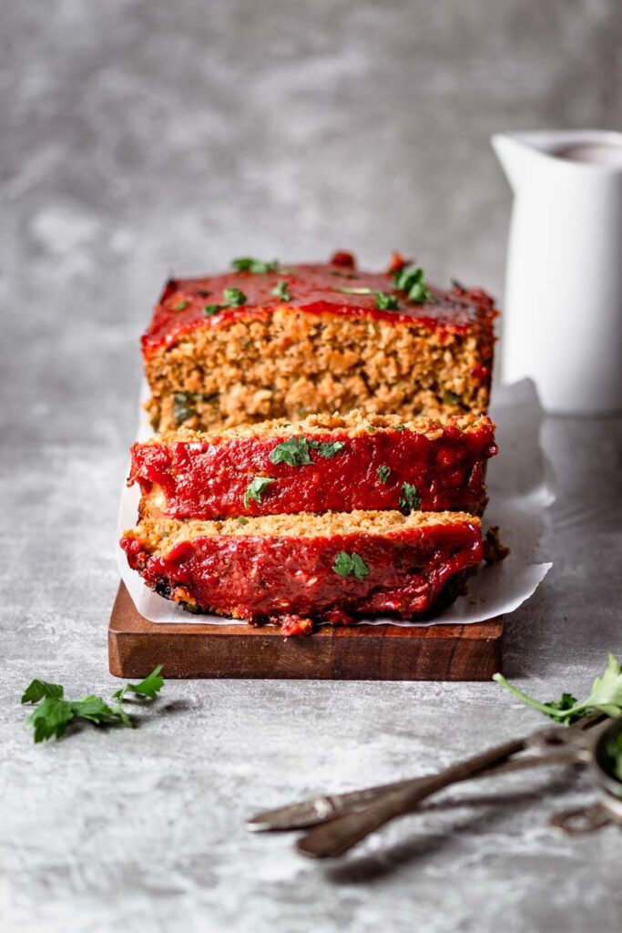 best vegan meatloaf with beyond meat