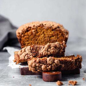 snickerdoodle pumpkin bread